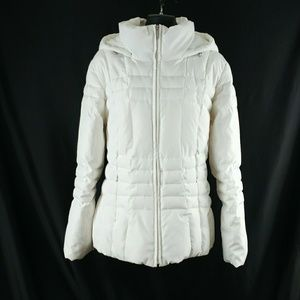 Calvin Klein Down Feather Puff Jacket Winter Coat